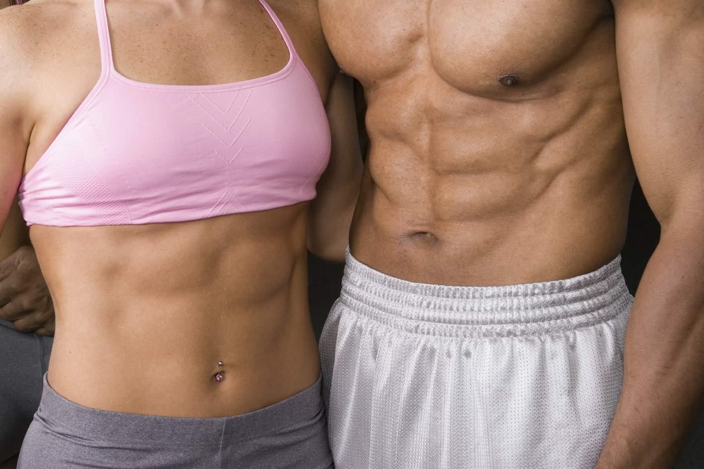 10 идей, как подкачать мышцы, не думая об этом