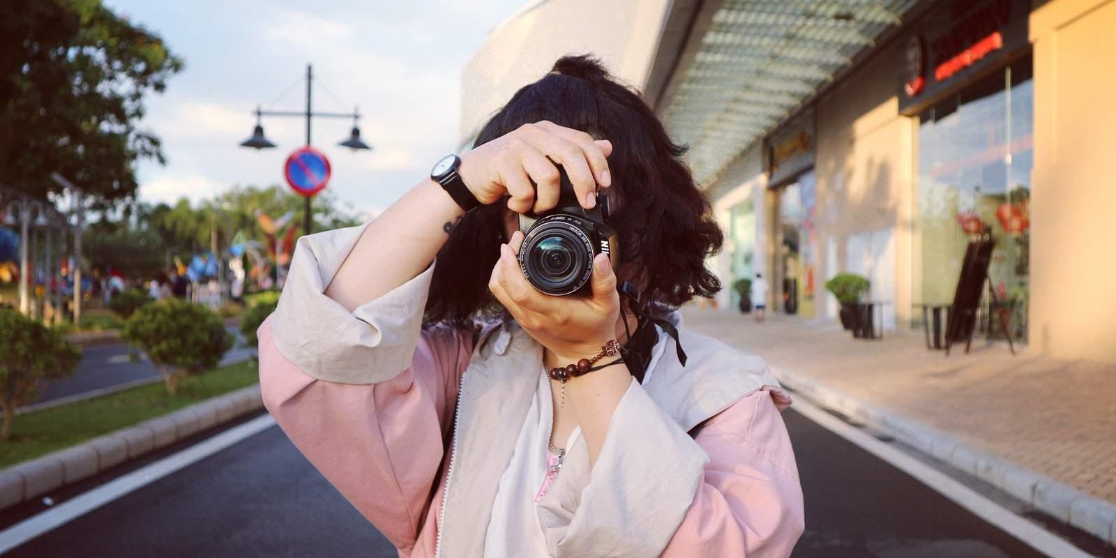 Как красиво получаться на фотографиях
