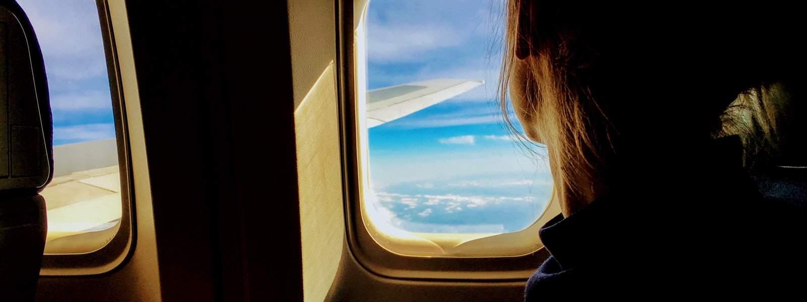 Самые странные вещи, которые происходят с вами во время полета
