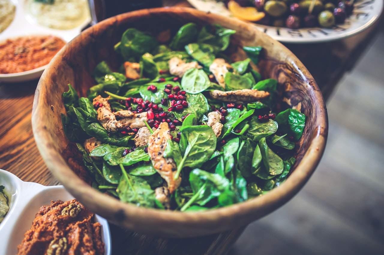 Что приготовить из шпината: 4 простых рецепта