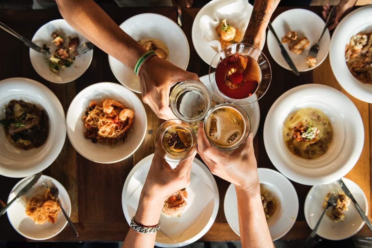 9 идей для простого и лёгкого ужина